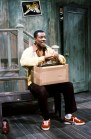 SNL 40TH ANNIVERSARY SPECIAL -- Season 8, Episode 20 -- Pictured: Eddie Murphy as Mr. Robinson during the 'Mister Robinson's Neighborhood' skit on May 13, 1983 -- (Photo by: Al Levine/NBC/NBC)