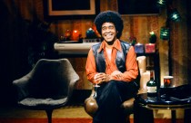 SNL 40TH ANNIVERSARY SPECIAL -- Season 25, Episode 15 -- Pictured: Tim Meadows as Leon Phelps during 'The Ladies' Man' skit on March 18, 2000 -- (Photo by: Dana Edelson/NBC)