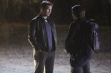"The Vampire Diaries -- ""Stay"" -- Image Number: VD114a_0184.jpg -- Pictured (L-R): Matt Davis as Alaric and Steven R. McQueen as Jeremy -- Photo: Annette Brown/The CW -- © 2015 The CW Network, LLC. All rights reserved."