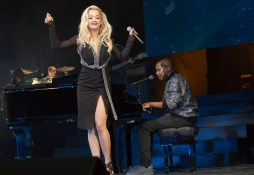 "EMPIRE: Rita Ora performs as herself in the special two-hour ""Die But Once/Who I Am"" Season Finale episode of EMPIRE airing Wednesday, March 18 (8:00-10:00 PM ET/PT) on FOX. CR: Chuck Hodes/FOX"