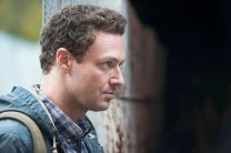Ross Marquand as Aaron - The Walking Dead _ Season 5, Episode 16 - Photo Credit: Gene Page/AMC