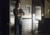 """The Vampire Diaries -- """"A Bird in a Gilded Cage"""" -- Image Number: VD617a_0042.jpg -- Pictured: Ian Somerhalder as Damon -- Photo: Tina Rowden/The CW -- © 2015 The CW Network, LLC. All rights reserved."""