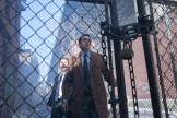 "GOTHAM: Gordon (Ben McKenzie, L) and Dent (guest star Nicholas D'Agosto, R) find themselves in a difficult situation in the ""Everyone Has A Cobblepot"" episode of GOTHAM airing Monday, March 2 (8:00-9:00 PM ET/PT) on FOX. ©2015 Fox Broadcasting Co. Cr: Jessica Miglio/FOX"