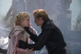 MacKenzie Mauzy is Rapunzel and Billy Magnussen is Rapunzel's Prince in Disney's humorous and heartfelt musical INTO THE WOODS, directed by Rob Marshall and produced by John DeLuca, Rob Marshall, Marc Platt and Callum McDougall.