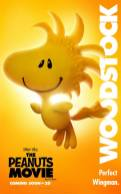 Peanuts Movie in theaters November 6, 2015 (Woodstock)