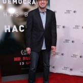 """MR. ROBOT -- """"Tribeca Film Festival Premiere of ?MR. ROBOT? in New York, NY on Sunday, April 26, 2015 """" -- Pictured: Sam Esmail -- (Photo by: Neilson Barnard/USA Network)"""