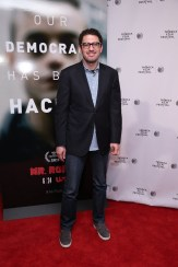"""MR. ROBOT -- """"Tribeca Film Festival Premiere of """"MR. ROBOT"""" in New York, NY on Sunday, April 26, 2015 """" -- Pictured: Sam Esmail -- (Photo by: Neilson Barnard/USA Network)"""
