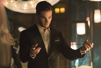 """The Vampire Diaries -- """"I'm Thinking of You All The While"""" -- Image Number: VD622a_0729.jpg -- Pictured: Chris Wood as Kai -- Photo: Tina Rowden/The CW -- © 2015 The CW Network, LLC. All rights reserved."""