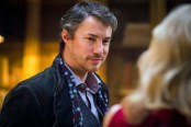 "HANNIBAL -- ""Antipasto"" Episode 301 -- Pictured: Tom Wisdom as Anthony Dimmond -- (Photo by: Brooke Palmer/NBC)"