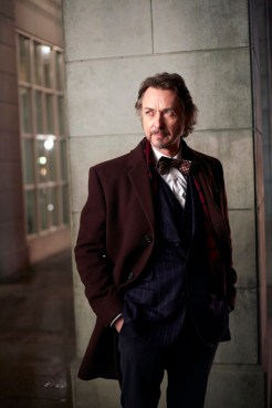 """HANNIBAL -- """"Antipasto"""" Episode 301 -- Pictured: Jeremy Crutchley as Dr. Roman Fell -- (Photo by: Sophie Giraud/NBC)"""