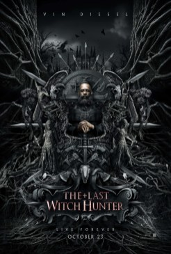 New Character Posters & Website for Vin Diesel's 'The Last Witch Hunter'