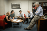 FIRST LOOK: 'Spotlight' Starring Michael Keaton & Mark Ruffalo, Coming November 2015