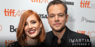 GALLERY: 'The Martian' World Premiere Red Carpet
