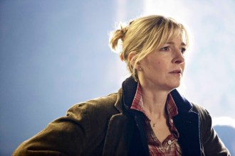 Doctor Who Series 9 Block 2. Picture shows: Jemma Redgrave as Kate Lethbridge-StewartDoctor Who, Season 9. Photo Credit: Simon Ridgway/ © BBC WORLDWIDE LIMITED Photo : Copyright © Simon Ridgway, 2015 / +44 (0)7973 442527 / www.simonridgway.com / pictures@simonridgway.com / 12.02.15 :