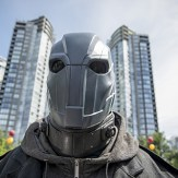 """The Flash -- """"The Man Who Saved Central City"""" -- Image FLA201a_0168b -- Pictured: Adam Copeland as Atom-Smasher -- Photo: Cate Cameron /The CW -- �© 2015 The CW Network, LLC. All rights reserved"""