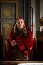 Doctor Who, Season 9, Episode 12, Ohila (Clare Higgins). Photo Credit: © BBC WORLDWIDE LIMITED