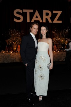'Outlander' Season 2 NYC Premiere Round-up