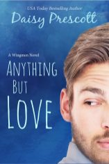 COVER REVEAL: 'Anything But Love' by Daisy Prescott