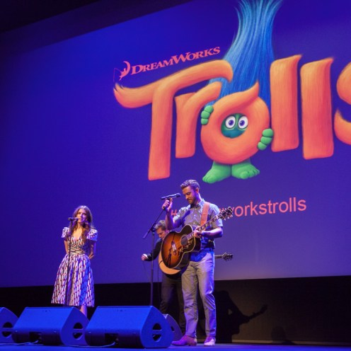 Watch the First Trailer for 'Trolls', Coming November 2016