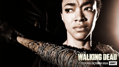 AMC Releases Season Seven Character Posters for 'The Walking Dead'