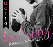 Cover Reveal: 'Hail Mary' by Julianna Marley