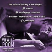 SPOTLIGHT: 'Viewing Room' by Heidi McLaughlin & L.P. Dover