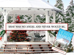SPOTLIGHT/GIVEAWAY: 'Christmas with an Angel' by Debbie Mason