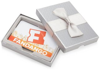 We So Nerdy 2016 Holiday Giveaway; Image of a Fandango Gift Card (Photo Credit: Amazon)