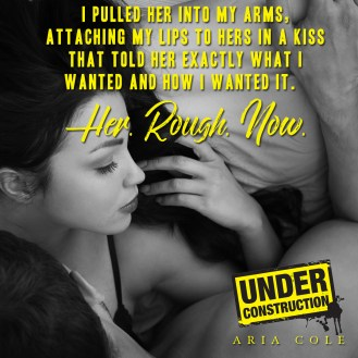 SPOTLIGHT: 'Under Construction' by Aria Cole