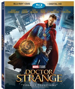 Marvel's 'Doctor Strange' is out on Digital HD Now And Coming to Blu-ray Soon!