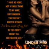 SPOTLIGHT: 'Under Fire' by Aria Cole