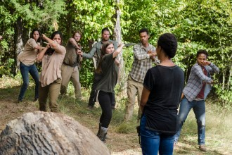 "PREVIEW: 'The Walking Dead' Season Seven, Episode Fourteen, ""The Other Side"""