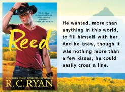 SPOTLIGHT/GIVEAWAY: 'Reed' by R.C. Ryan