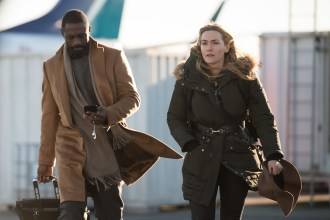 FIRST LOOK: 'The Mountain Between Us', Coming October