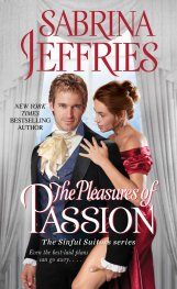 BOOK REVIEW: 'The Pleasures of Passion' by Sabrina Jeffries—5 Stars