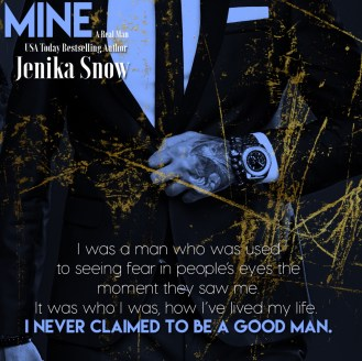 SPOTLIGHT: 'Mine' by Jenika Snow