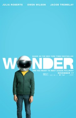 WONDER The Movie Teaser Poster; Courtesy of Lionsgate