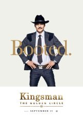 'Kingsman: The Golden Circle' Debuts New Posters