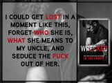 SPOTLIGHT: 'Wrecked' by JB Salsbury