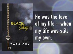 SPOTLIGHT/GIVEAWAY: 'Black Sheep' by Zara Cox