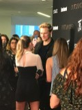 EXCLUSIVE: Interview with Caitriona Balfe & Sam Heughan at 'Outlander' NYC Premiere