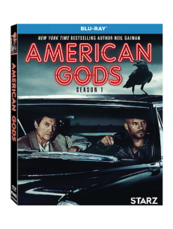 'American Gods' Season 1 Coming to Blu-ray/DVD