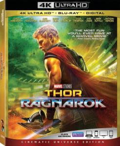 'Thor: Ragnarok' Coming to Digital HD/Blu-ray/DVD in February & March