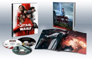 'Star Wars: The Last Jedi' Coming to Digital HD/Blu-ray in March
