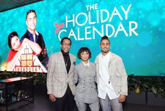 The Holiday Calendar Starring Kat Graham, Now on NETFLIX