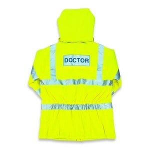 High Visibility Doctor's Jacket