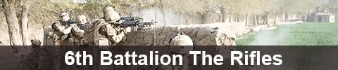 6th Battalion The Rifles