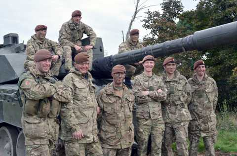 d sqn royal wessex yeomanry