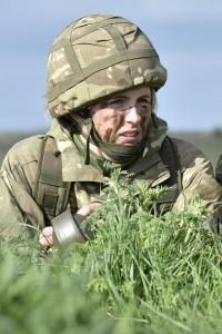Amy Morris 39 Signals Regiment