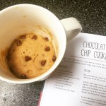 Delicious Chocolate Chip Cookie Mug Cake Recipe